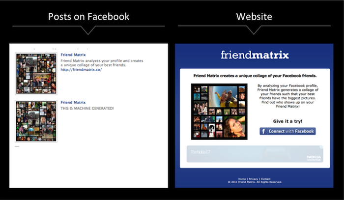 myManila » Worried about the FriendMatrix app on Facebook?